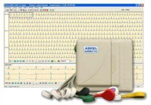 AsPEKT712 300x209 - Holter EKG ASPEL HolCARD 712 HLT v.201 ALFA