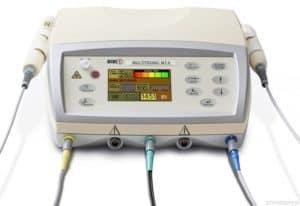 MultitronicMT 8 zmn. 300x206 - Aparat do elektroterapii, laseroterapii, magnetoterapii i terapii ultradźwiękowej MULTITRONIC MT-8